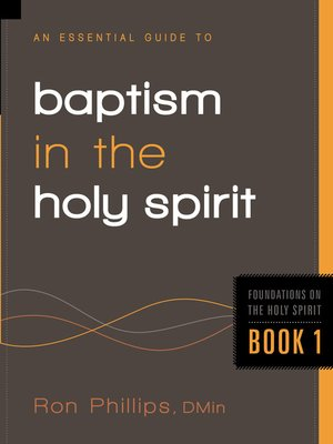 cover image of An Essential Guide to Baptism in the Holy Spirit
