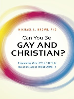 cover image of Can You Be Gay and Christian?