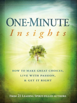 cover image of One-Minute Insights