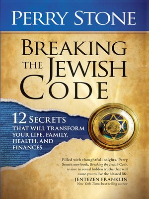 cover image of Breaking The Jewish Code