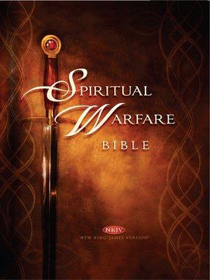 cover image of Spiritual Warfare Bible