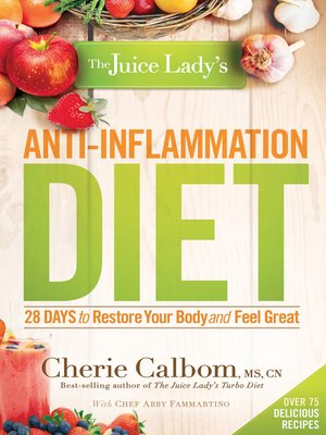 cover image of The Juice Lady's Anti-Inflammation Diet