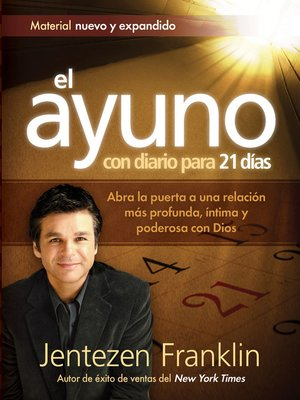cover image of El Ayuno Con Diario Para 21 días