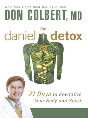 cover image of The Daniel Detox