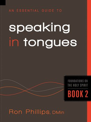 cover image of An Essential Guide to Speaking in Tongues