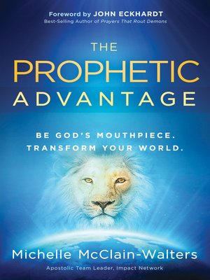 cover image of The Prophetic Advantage