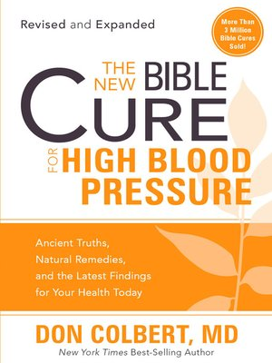 cover image of The New Bible Cure for High Blood Pressure