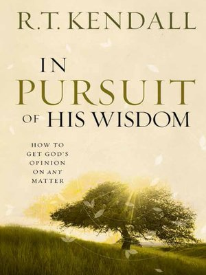 cover image of In Pursuit of His Wisdom