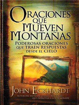 cover image of Oraciones que mueven montañas