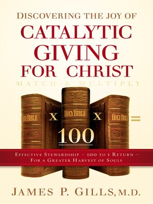 cover image of Discovering the Joy of Catalytic Giving--For Christ