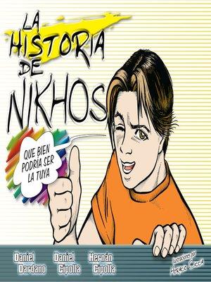 cover image of La historia de Nikhos