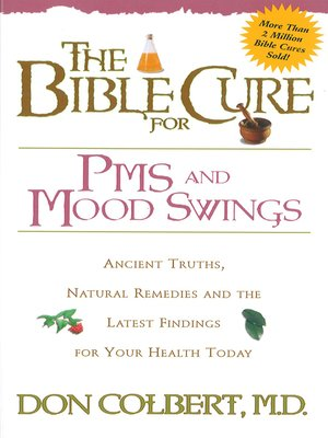 cover image of The Bible Cure for PMS and Mood Swings