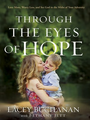 cover image of Through the Eyes of Hope