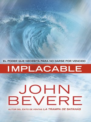 cover image of Implacable