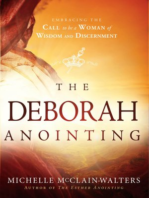 cover image of The Deborah Anointing