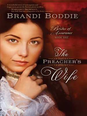 cover image of The Preacher's Wife