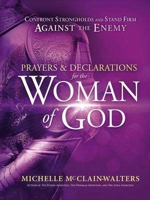cover image of Prayers and Declarations for the Woman of God