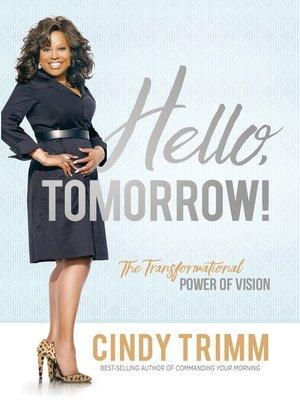 cover image of Hello, Tomorrow!