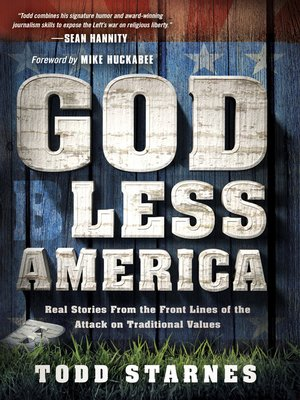 cover image of God Less America