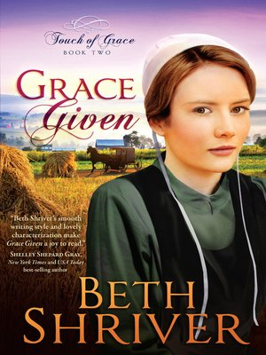 cover image of Grace Given