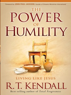 cover image of The Power of Humility