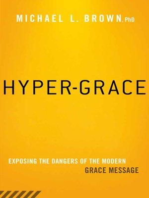 cover image of Hyper-Grace