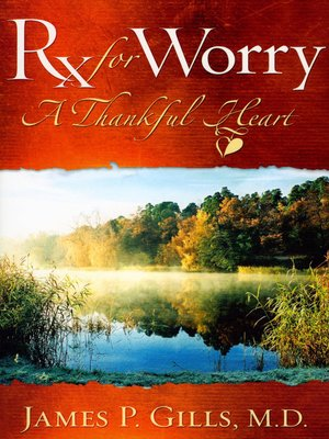 cover image of Rx For Worry
