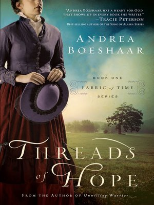 cover image of Threads of Hope