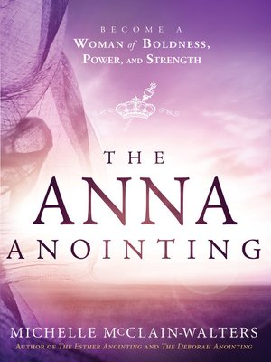 cover image of The Anna Anointing