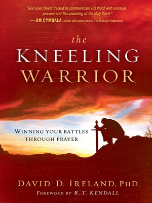 cover image of The Kneeling Warrior