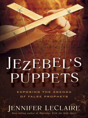 cover image of Jezebel's Puppets