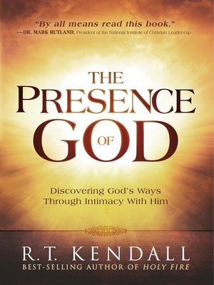 cover image of The Presence of God