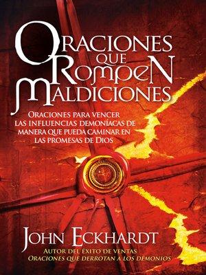 cover image of Oraciones Que Rompen Maldiciones