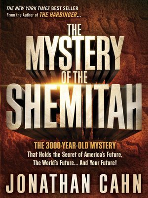 cover image of The Mystery of the Shemitah