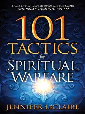 cover image of 101 Tactics for Spiritual Warfare