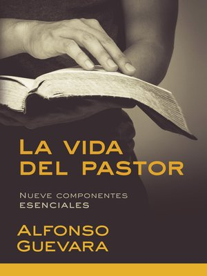 cover image of La vida del pastor / the Pastor's Life