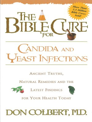 cover image of The Bible Cure for Candida and Yeast Infections