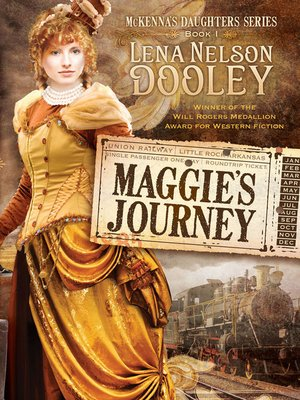 cover image of Maggie's Journey