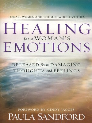 cover image of Healing For a Woman's Emotions