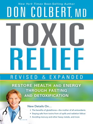 cover image of Toxic Relief