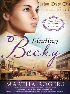 cover image of Finding Becky