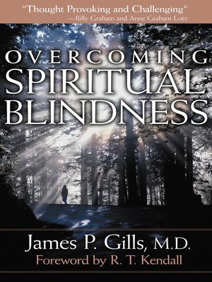 cover image of Overcoming Spiritual Blindness