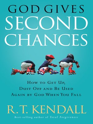 cover image of God Gives Second Chances