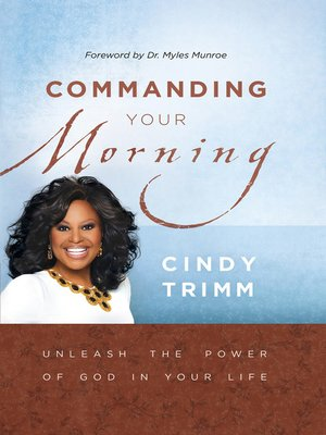 cover image of Commanding Your Morning