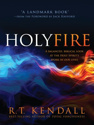 cover image of Holy Fire