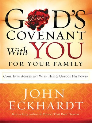 cover image of God's Covenant with You for Your Family