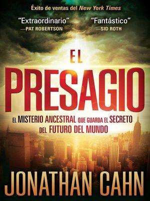 cover image of El Presagio