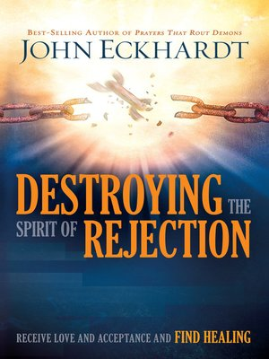 cover image of Destroying the Spirit of Rejection