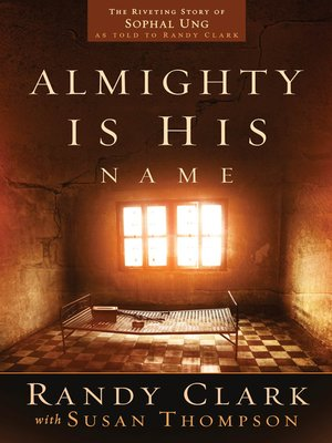 cover image of Almighty Is His Name