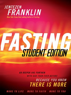 cover image of Fasting Student Edition